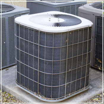 outdoor air conditioning compressors