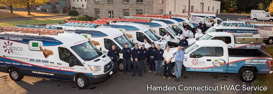 Hamden HVAC Team
