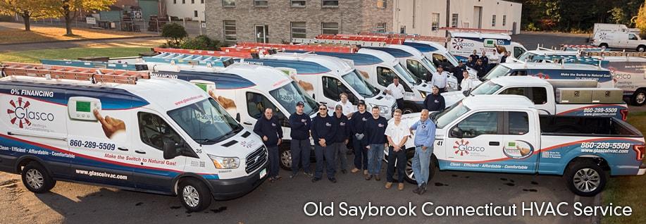 Old Saybrook HVAC Team